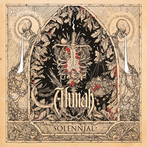 Alunah - Solennial (2017)