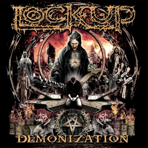 Lock Up - Demonization (Digipack Limited Edition) (2017)