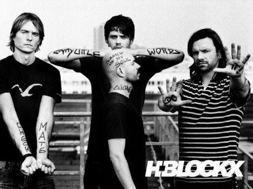 H-Blockx- Discography (1994-2012)