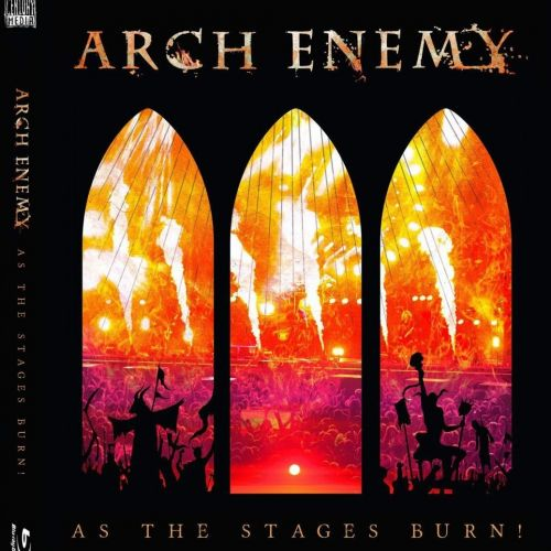Arch Enemy - As The Stages Burn! (2017) (BDRip)