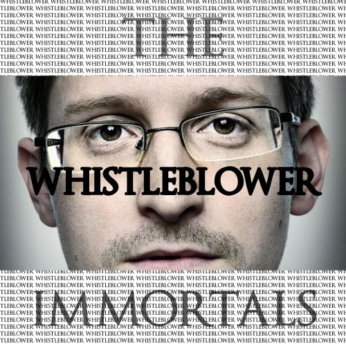 The Immortals - Whistleblower (ep) (2017)