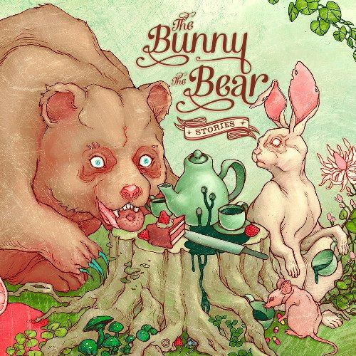The Bunny The Bear - Discography (2010-2017)