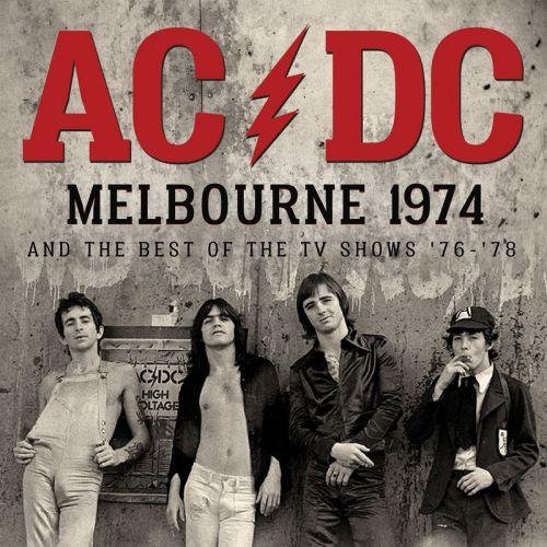 AC/DC – Melbourne 1974 (Live) (2017)