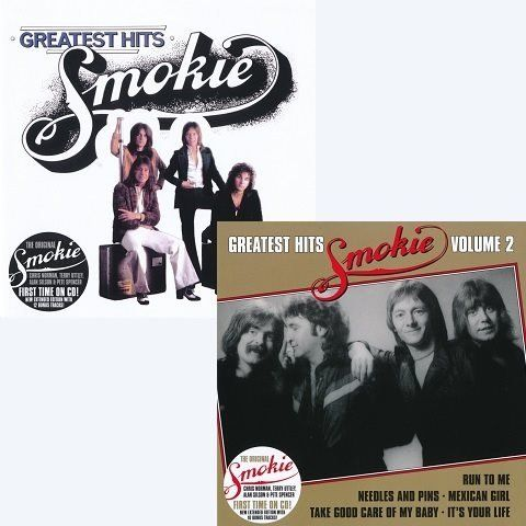 Smokie - Greatest Hits vol.1 & vol.2 (2017)