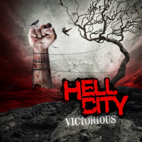 Hell City - Victorious (2014)