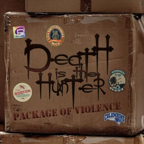 Death Is the Hunter - Package of Violence (2017)