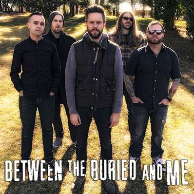 Between the Buried and Me - Discography (2002-2015)
