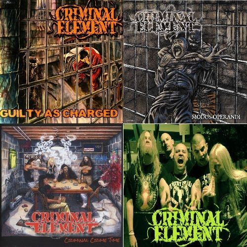 Criminal Element - Collection (2008-2015)