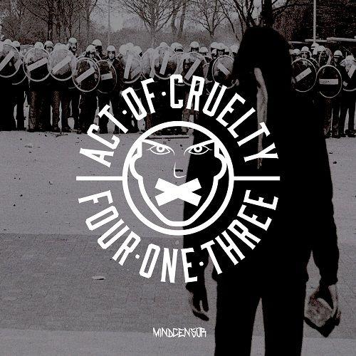 Act of Cruelty - Mindcensor (ep) (2017)