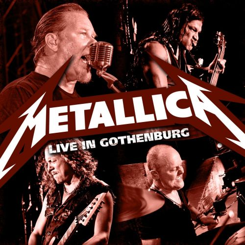 Metallica - Live In Gothenburg (2011)