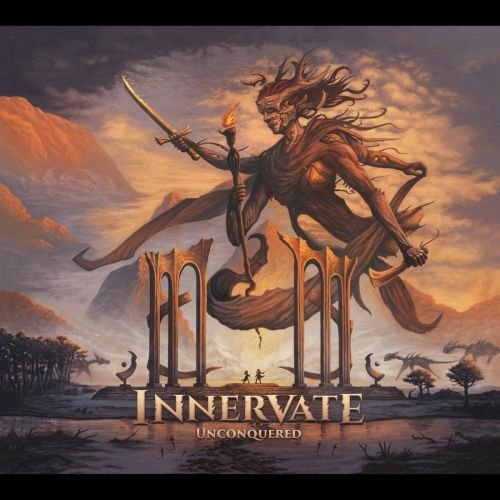 Innervate - Unconquered [EP] (2017)