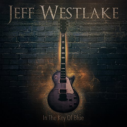 Jeff Westlake - In The Key Of Blue (2017)