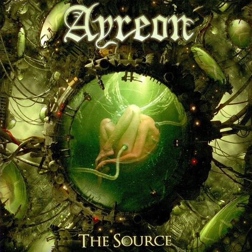 Ayreon - The Source [Earbook Edition] (2017)