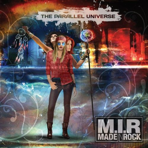 Made in Rock - The Parallel Universe (2017)