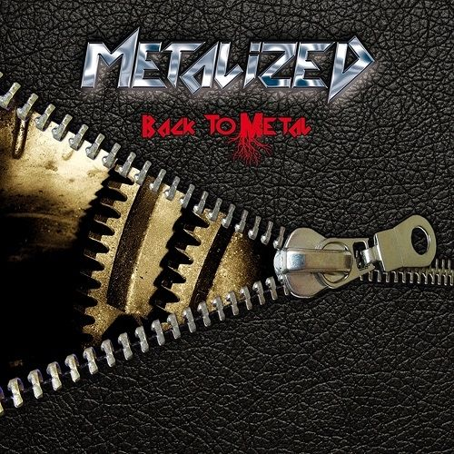 Metalized - Back To Metal [ep] (2017)