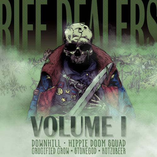 Various Artists - Riff Dealers Vol. 1 (2016)