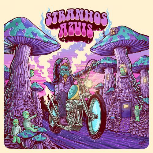 Stranhos Azuis - SZ (2017)