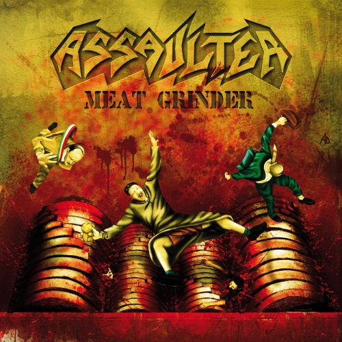 Assaulter - Meat Grinder (2017)