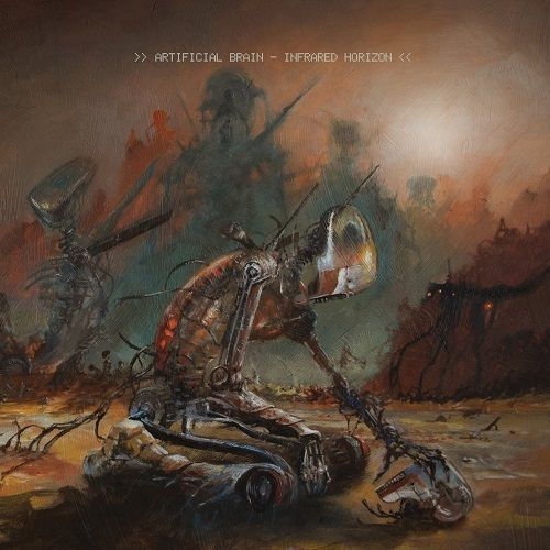 Artificial Brain - Infrared Horizon (2017)