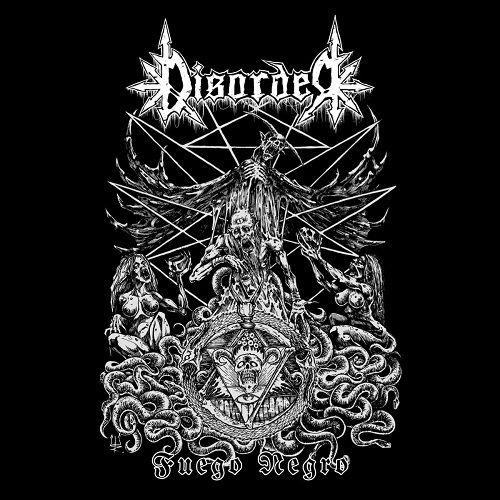 Disorder - Fuego Negro (2017)