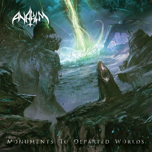 Anakim - Monuments to Departed Words (2017)