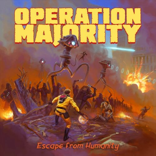 Operation Majority - Escape From Humanity (2017)