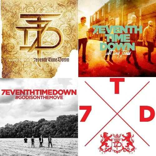 7eventh Time Down - Collection (2011-2015)