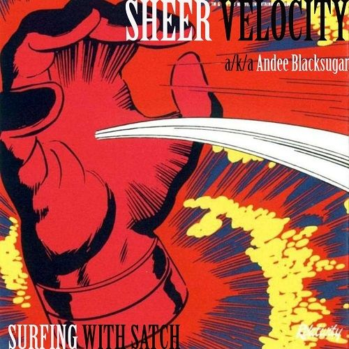 Sheer Velocity - Surfing With Satch (2017)