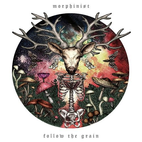 Morphinist - Follow The Grain (2017)