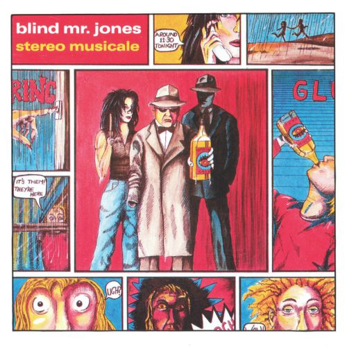 Blind Mr. Jones - Stereo Musicale Retrospective (2017)