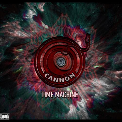 Cannon - Time Machine [EP] (2017)