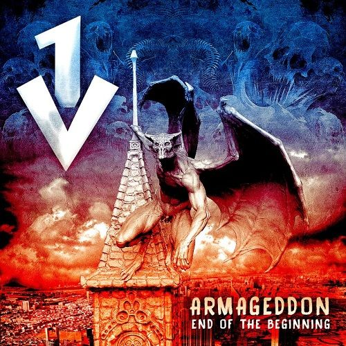V1 - Armageddon: End Of The Beginning (2017)