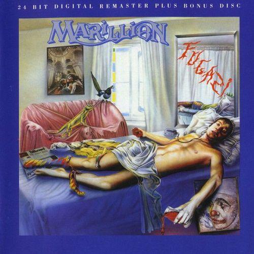 Marillion - Fugazi [24-bit Remaster] (1998)