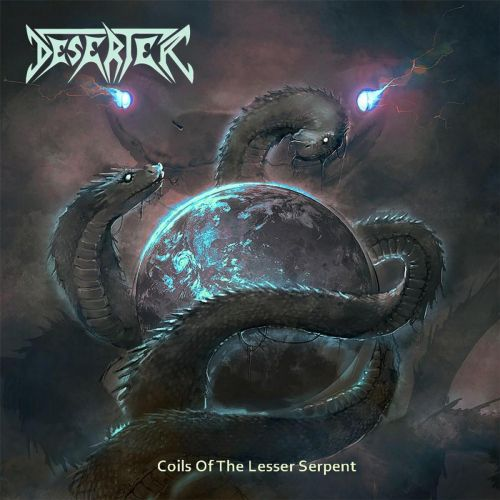 Deserter - Coils of the Lesser Serpent (2017)