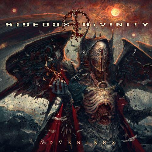 Hideous Divinity - Adveniens (2017)