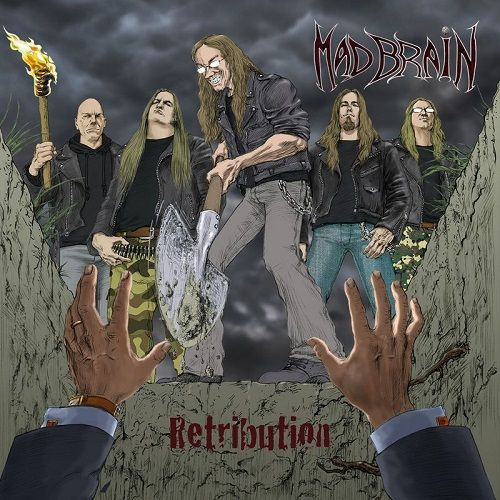 MadBrain - Retribution (2017)