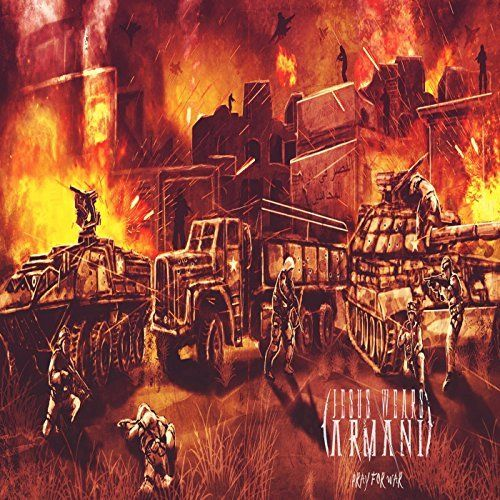Jesus Wears Armani - Pray for War [EP] (2017)