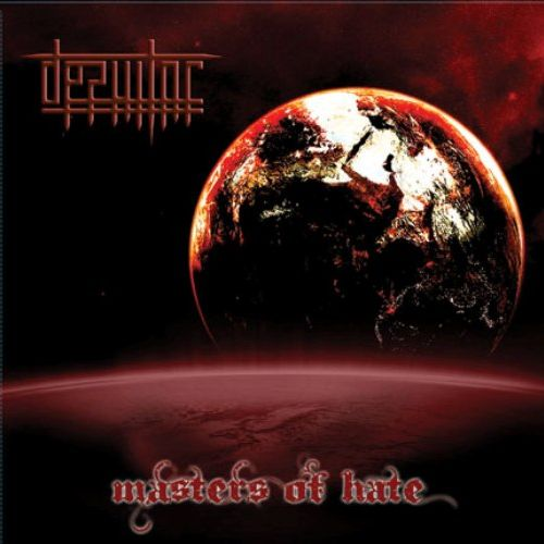 Desultor - Masters Of Hate (2012)