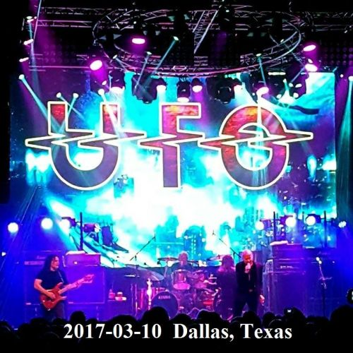 UFO - Gas Monkey [Live in Dallas] (2017)