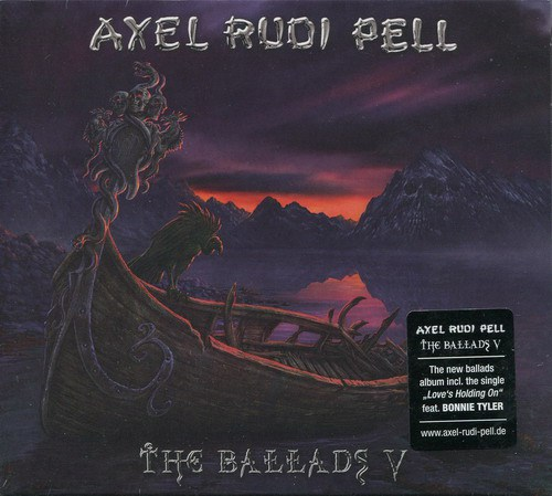 Axel Rudi Pell - The Ballads V (Limited Ed.) (2017)