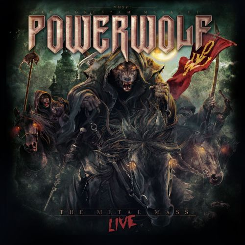 Powerwolf - Discography (2005-2019)
