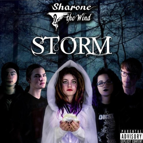 Sharone & the Wind - Storm (2017)