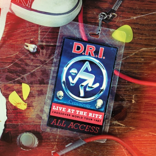 D.R.I. - Live at the Ritz, 1987 (2017)