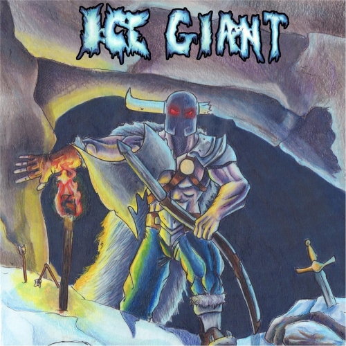 Ice Giant - Ice Giant (2017)