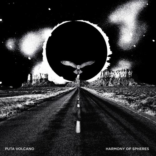 Puta Volcano - Harmony of Spheres (2017)