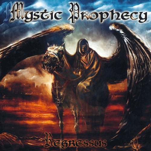 Mystic Prophecy - Regressus (Reissue) (2017)
