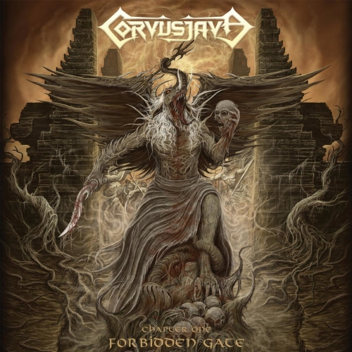 Corvus Java - Chapter One: Forbidden Gate (2017)