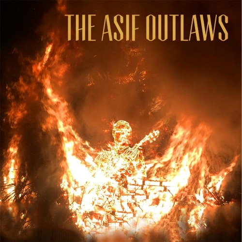 The Asif Outlaws - The Asif Outlaws (2017)