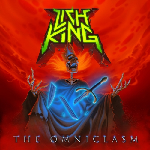 Lich King - The Omniclasm (2017)