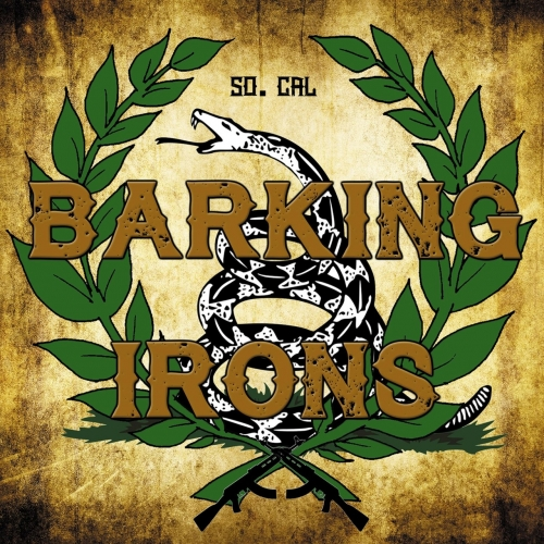 Barking Irons - Barking Irons (2017)